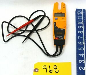 Fluke T5 1000 Electrical Tester Voltage Continuity And Current Tester