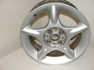 2007 2010 Mini Cooper S 1 6l Turbo R56 16 Wheel Rim Nice