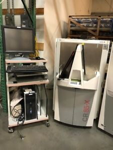 2010 Agfa Cr 85 x X ray Digitizer W Nx Workstation