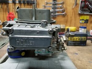Holley 600 Carb 1850 2