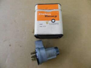 Nos Oldsmobile 1960 Ignition Switch Gm 1116572 1