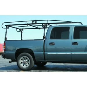 800 Lbs Capacity Full Size Truck Rack Works With Bed Liners Toolboxes New