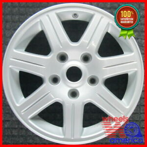 Wheel Rim Chrysler Town And Country 16 2008 2010 1an31pakab Oem Silver Oe 2330