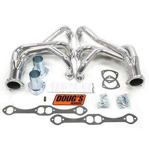Doug S Headers D350 Full Length Header 1 5 8 In 63 74 Corvette Cc