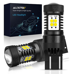 Cree 7443 Led Back Up Reverse Light Bulb 7440 7444 7441 992 992a W21w T20 Auxito