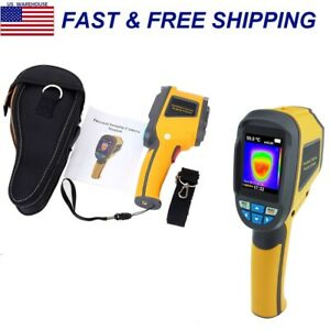 Camera Infrared Thermal Digital Imager Temperature Tester 2 4inch Color Lcd
