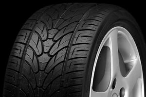 4 New 295 25r28 Lionhart Lh Ten Tires 295 25 28 103w Xl All Season