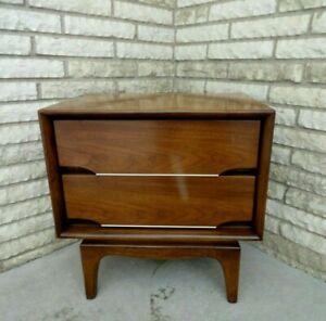 Kent Coffey Forum Danish Modern Nightstand 7360