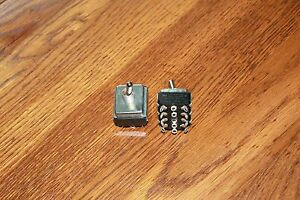 2 Cutler Hammer 2 position Toggle Switches 10a 250vac 15a 125vac 3 4hp 250vac