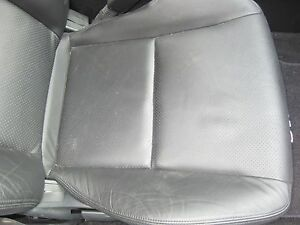 Right Seat Bottom Only 02 03 04 Acura Rsx Type S Oem Black Leather Front