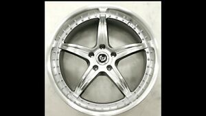18 X 8 5 X 100 Pcd 38 St 11 Stern Wheel 1 Wheel Only