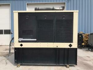 _160 Kw Kohler Generator Set 12 Lead 336 Gallon Base Fuel Tank Weather Proof