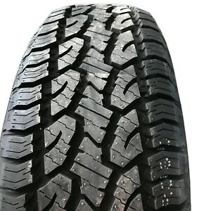 2 New Tires 265 70 17 Trail Guide All Terrain 10 Ply 16 32 Lt265 70r17 50k Miles