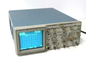 Tektronix 2221 60mhz Digital Storage Oscilloscope