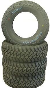 4 New Tires 305 60 18 Kenda Klever Mt Mud 10 Ply Lre Lt305 60r18 Usaf
