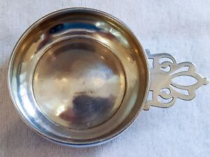 Sterling Silver Porringer 3 1 Oz No Monogram