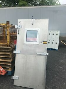 Walk in Cooler Freezer Door Only