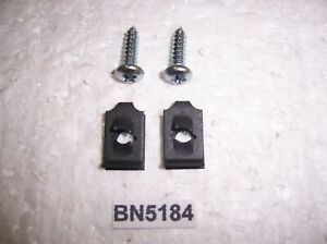 Steering Wheel Cover Screws Nuts 2 71 72 El Camino Chevelle Camaro Nova Bn2721