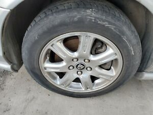 1999 00 2001 02 03 04 05 06 2007 2008 Jaguar S Type Set 16 Chrome Wheels Tires