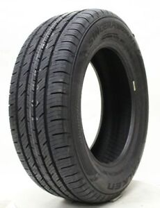 4 New Tire 225 50 17 Falken Sincera Sn250 All Season 98v 75k Mile P225 50r17 Atd