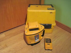 Spectra Precision Laserplane Accuguard Laser Level L800 l600 For Parts Only