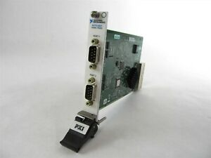 National Instruments Ni Pxi 8431 2 port Rs485 Rs422 Serial Interface Module