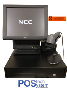 Point Of Sale Pos System Retail Touchscreen All In One Nec