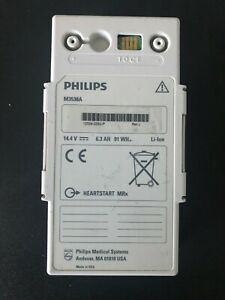 Original Philips Battery Mrx m3535a M3536 M3538a Fully Charged