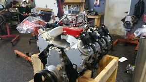 Chevy Ls Crate Engine 6 0l 364cid Ls2 Ls1 Ls3 Lsx 550hp Turn Key