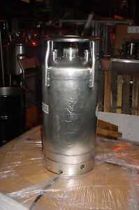 3 5 Gallon 316 Alloy Products Stainless Steel Pressure Tank 120 Psi With Cap
