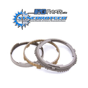 Synchrotech 3rd 4th Steel Bronze Synchro Fits Toyota Supra 6 Speed V160