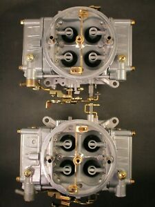 Holley 4224 660 Tunnel Ram Carburetors
