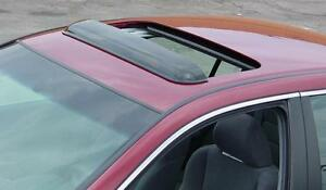 Dodge Charger 2009 2010 Sunroof Wind Deflector Sun Roof Visor Shade