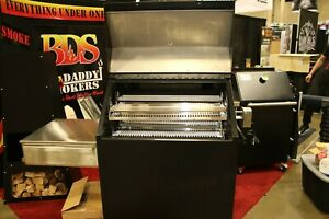 Bbq Smoker big Daddy Smoker Rotisserie Grill Al In One Made In Usa