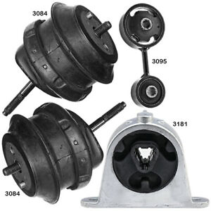 Engine Motor Auto Trans Mount Set 4pcs For Chrysler Pacifica 04 06 3 5l 3 8l