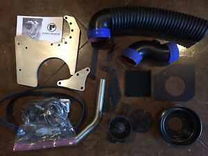 1994 1995 Mustang 5 0 Gt Cobra R Supercharger Mounting Kit Powerdyne Bd11a Xb1a