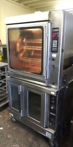 Hobart Basket Rotisserrie Bakery Size Convection Oven Electric Ka7em Hec5