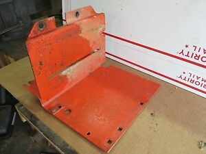 Case Sc Tractor Battery Tray Battery Holder