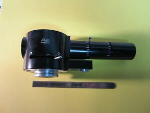 Leitz Wetzlar Germany Microscope Filter Illuminator Part Optics Bin a3