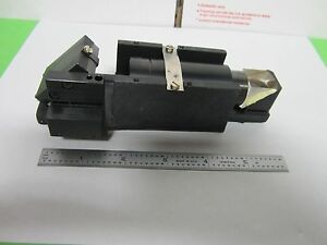 Microscope Part Polyvar Reichert Leica Confocal Assembly Optics As Is Bin p1 13