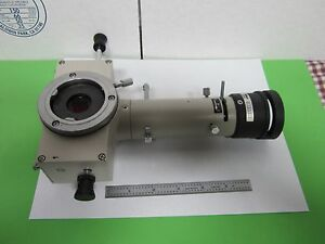 Microscope Part Nikon Uv Vertical Illuminator Ultraviolet Optics As Is Bin l1 07
