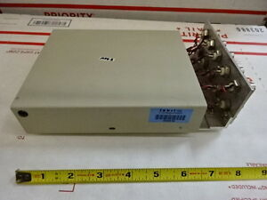 National Instruments Scb 68 Data Acquisition Module Board Box Tc 3