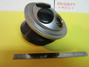 Microscope Part Leitz Germany Nosepiece Electric Changer As Is Bin 2a