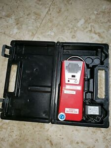Tif Instruments 8800a Combustible Gas Detector Tester With Case