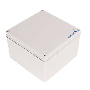 Abs Ip66 Junction Box Universal Electrical Project Enclosure 7 9x7 9x5 1inch