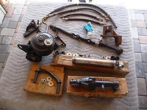 Nos 1955 1956 1957 Thunderbird Power Steering Kit T Bird Fomoco