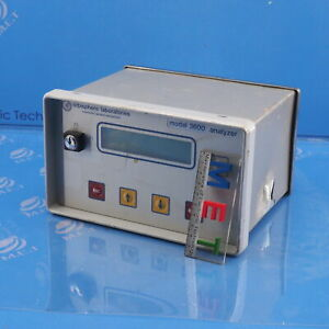 for Parts orbisphere Model 3600 Analyzer 3600 120e 3600120e
