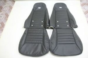 Datsun 260z Genuine Leather Seat Covers