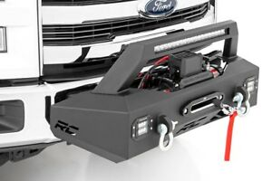 Rough Country Exo Winch Mount System 09 19 Ford F150