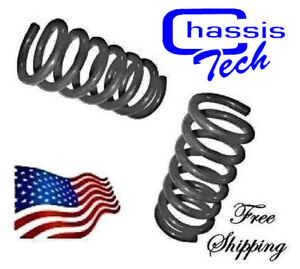 1988 1998 Silverado Sierra C1500 3 Drop Coils Lowering Springs Lowering 350530